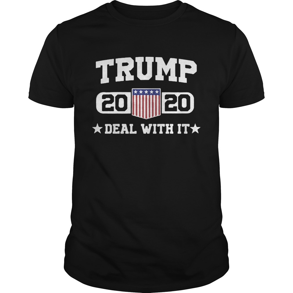 Jeep Trump 2020 deal with it  Unisex