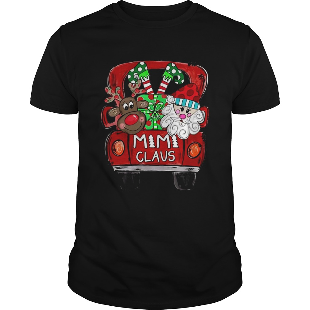 Mimi Claus Christmas  Unisex