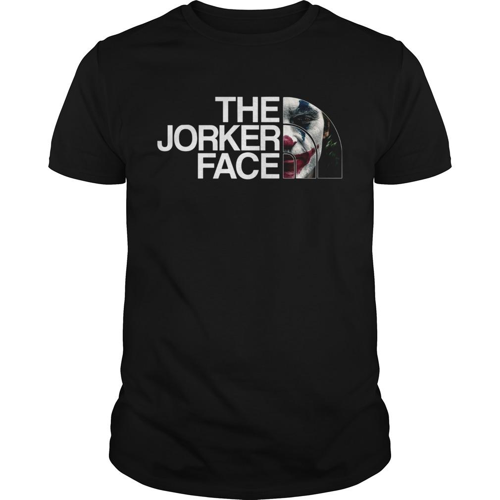 Official The Joker face  Unisex