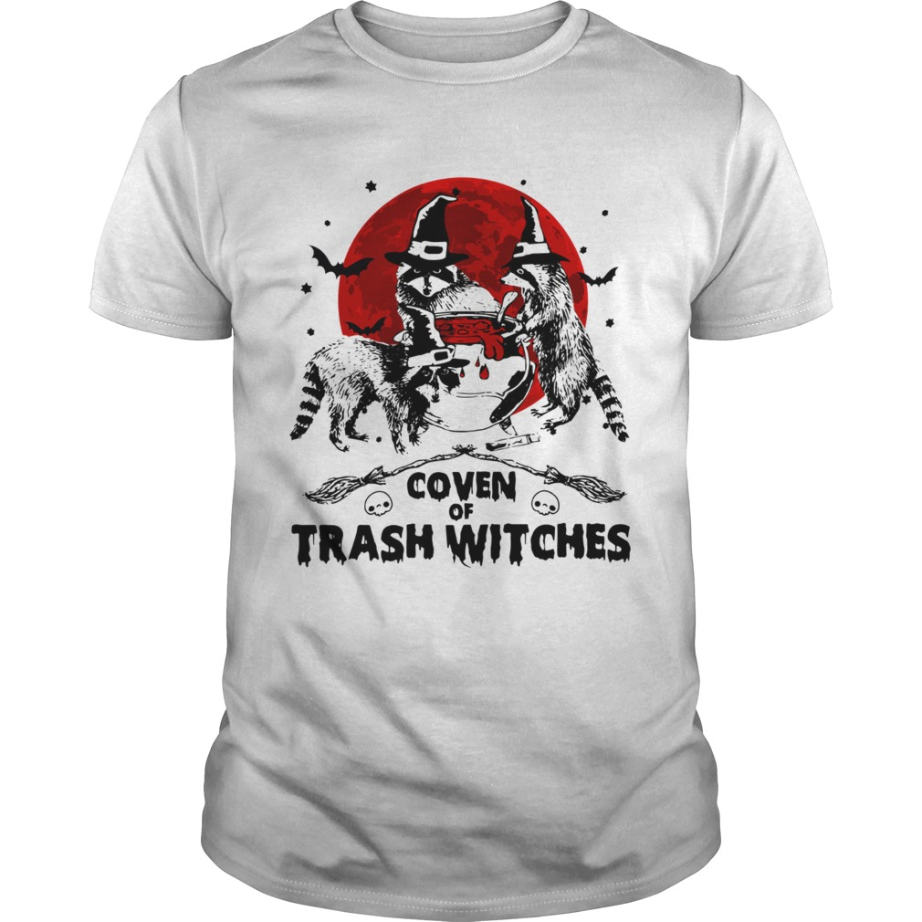 Otter coven trash witches Halloween  Unisex
