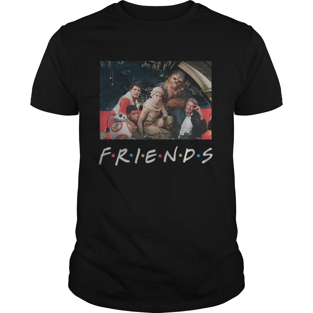 Star Wars Friends TV show  Unisex