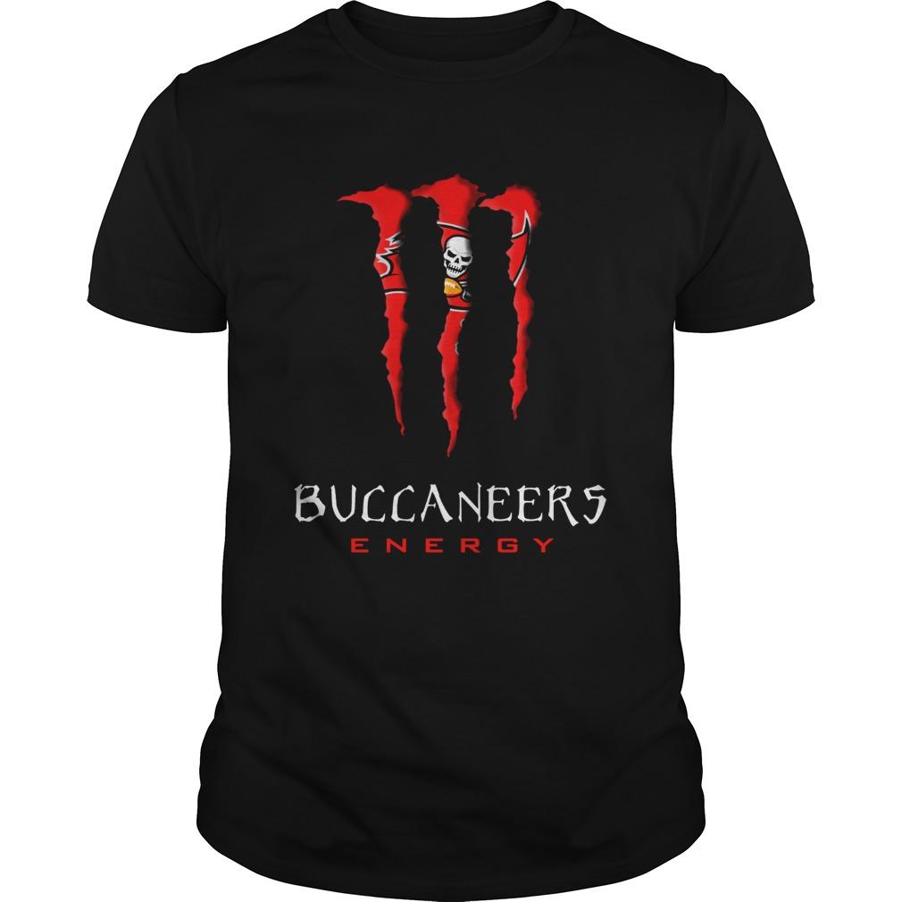 Tampa Bay Buccaneers Energy Shirt Unisex