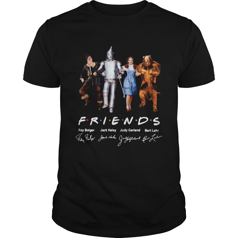The Wizard of Oz FRIENDS signature  Unisex