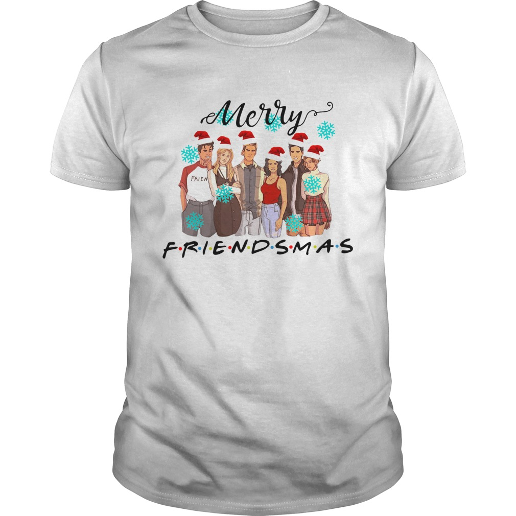 1572667287Merry Friendsmas  Unisex