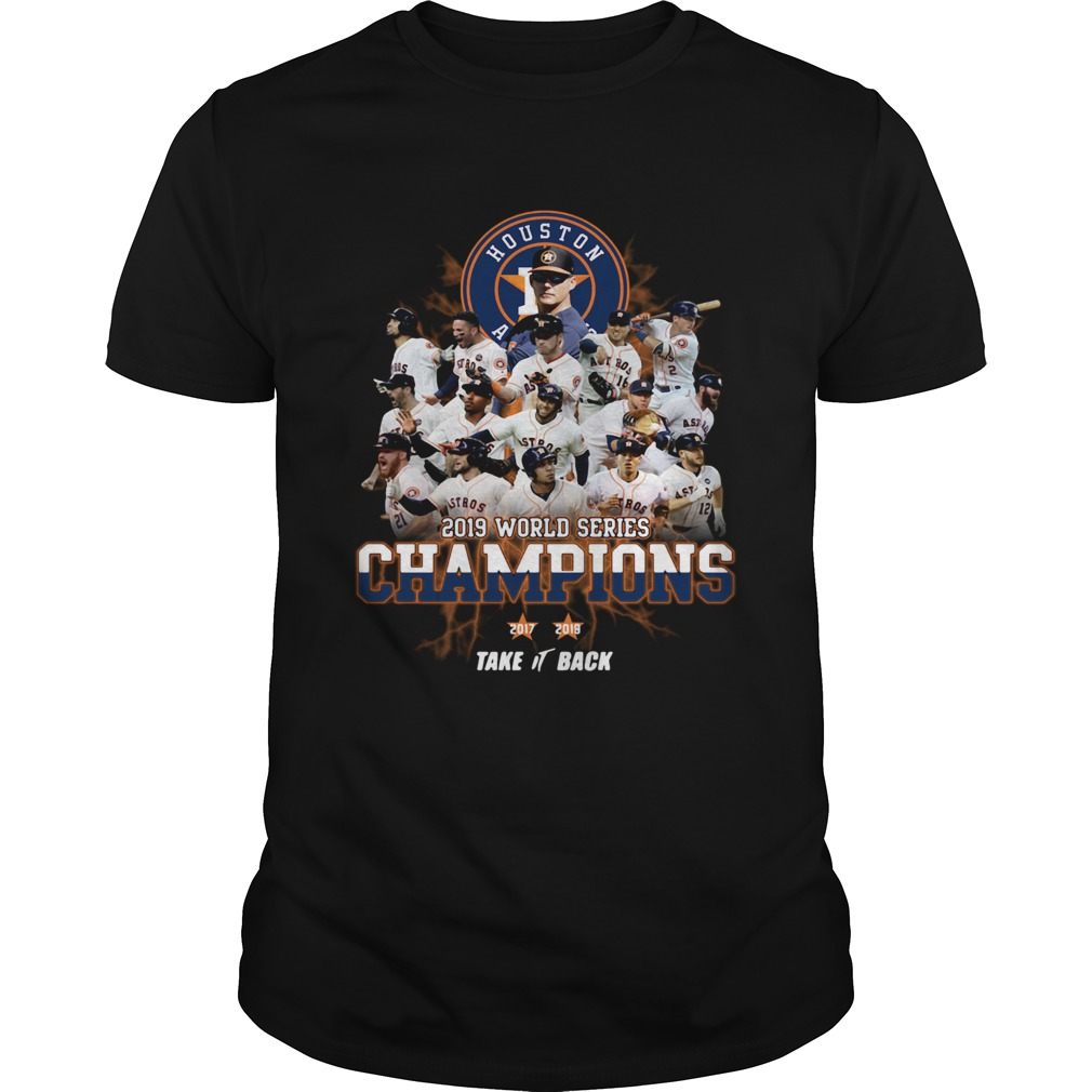1572856657Houston Astros 2019 World Series Champions  Unisex