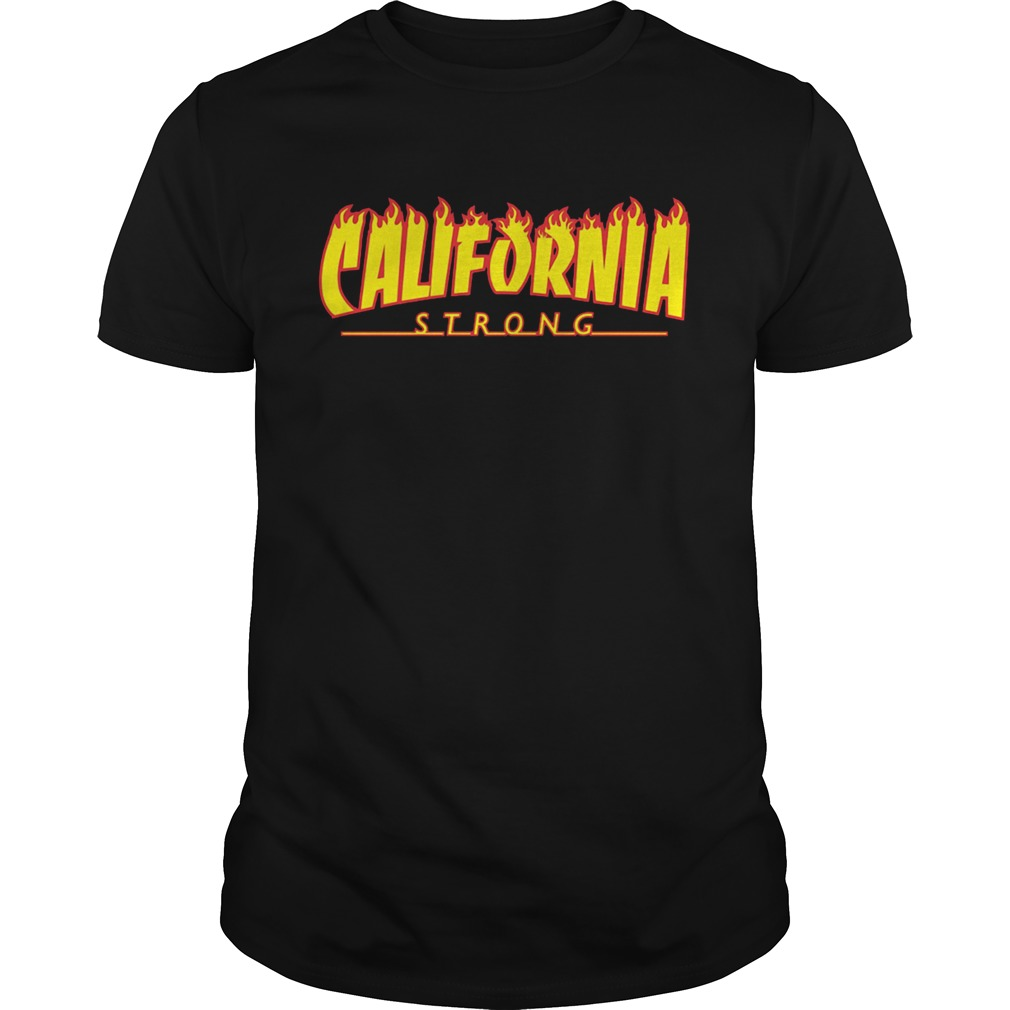 1572862305CALIFORNIA STRONG wildfires  Unisex