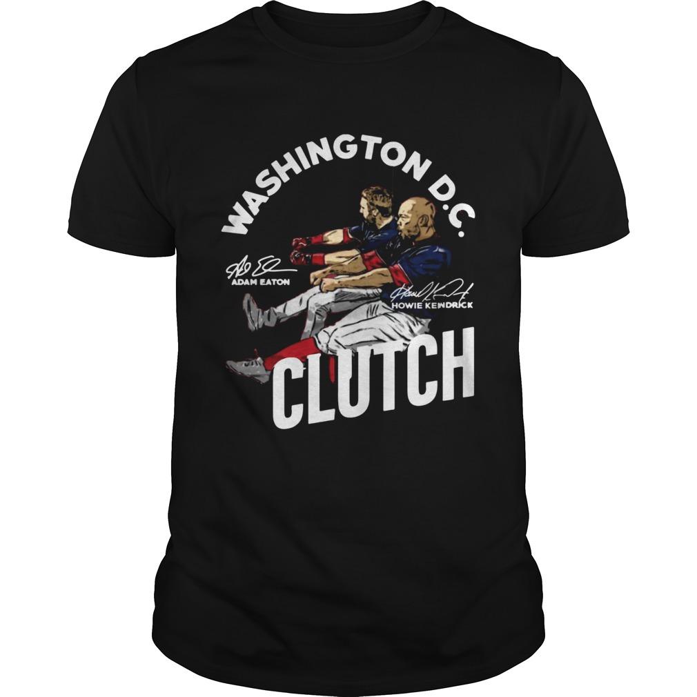 Adam Eaton Howie Kendrick Clutch Shirt Unisex