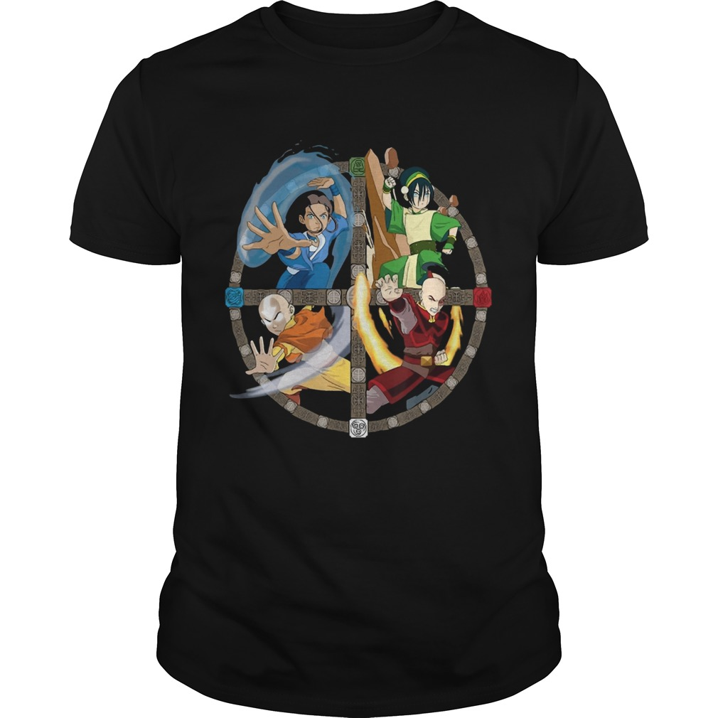 Avatar The Last Airbender All Characters  Unisex
