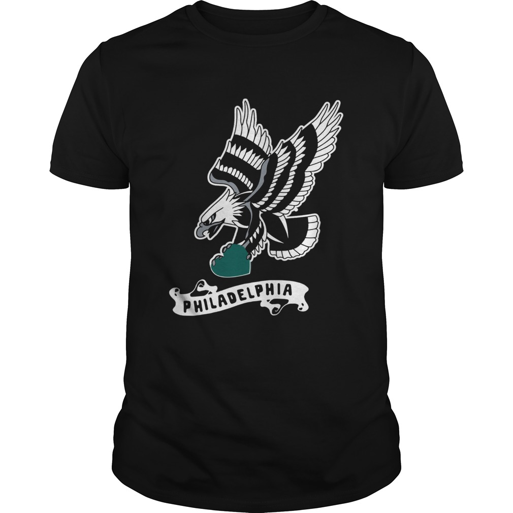 Bird Gang Bell Philadelphia Eagles shirt