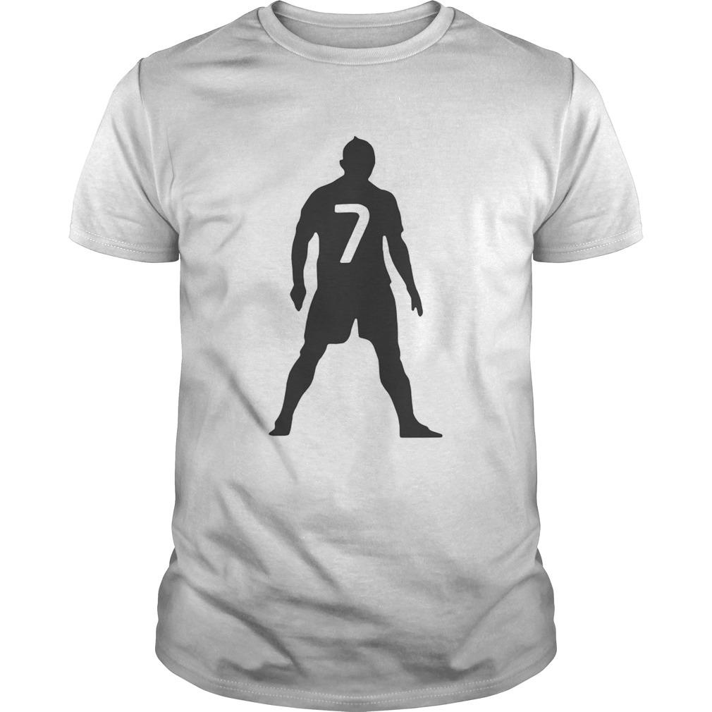 Cristiano Ronaldo Legend shirt