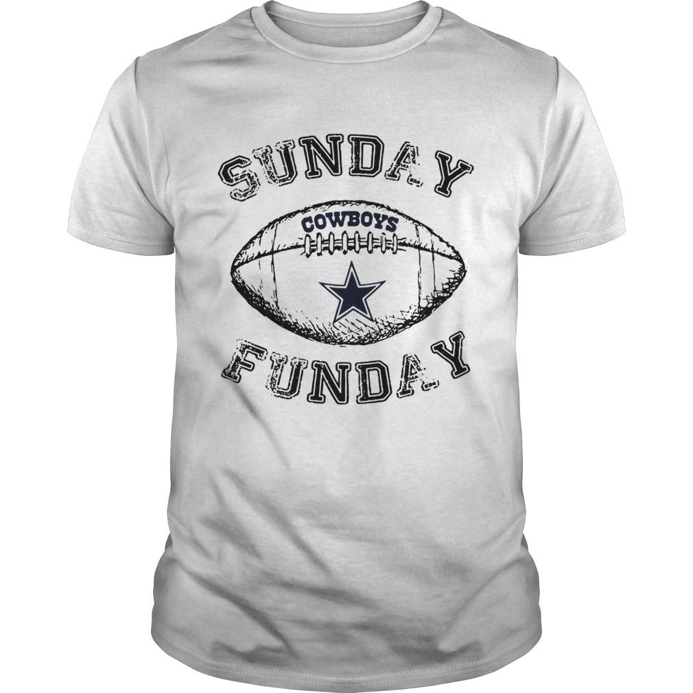 Dallas Cowboys Sunday Funday  Unisex