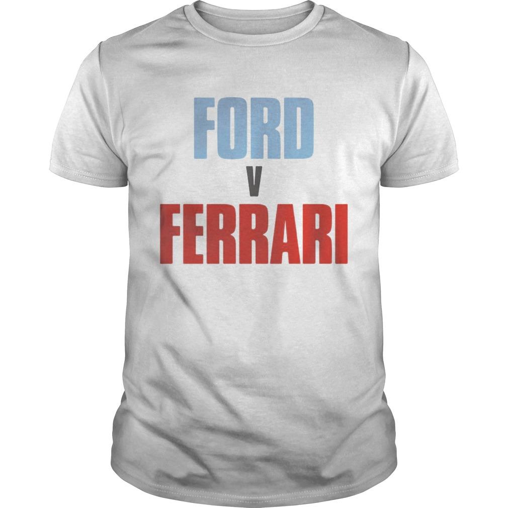 Ford V Ferrari  Unisex