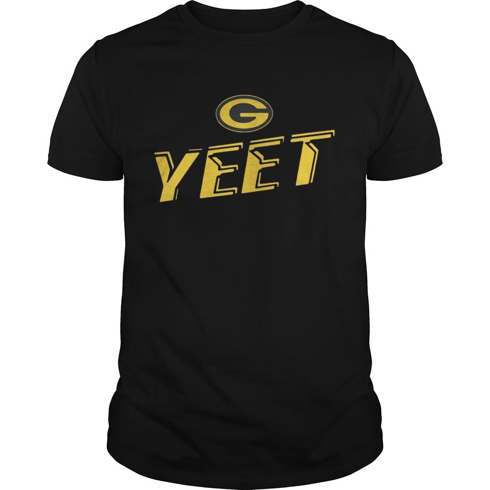 Green Bay Packers Yeet  Unisex
