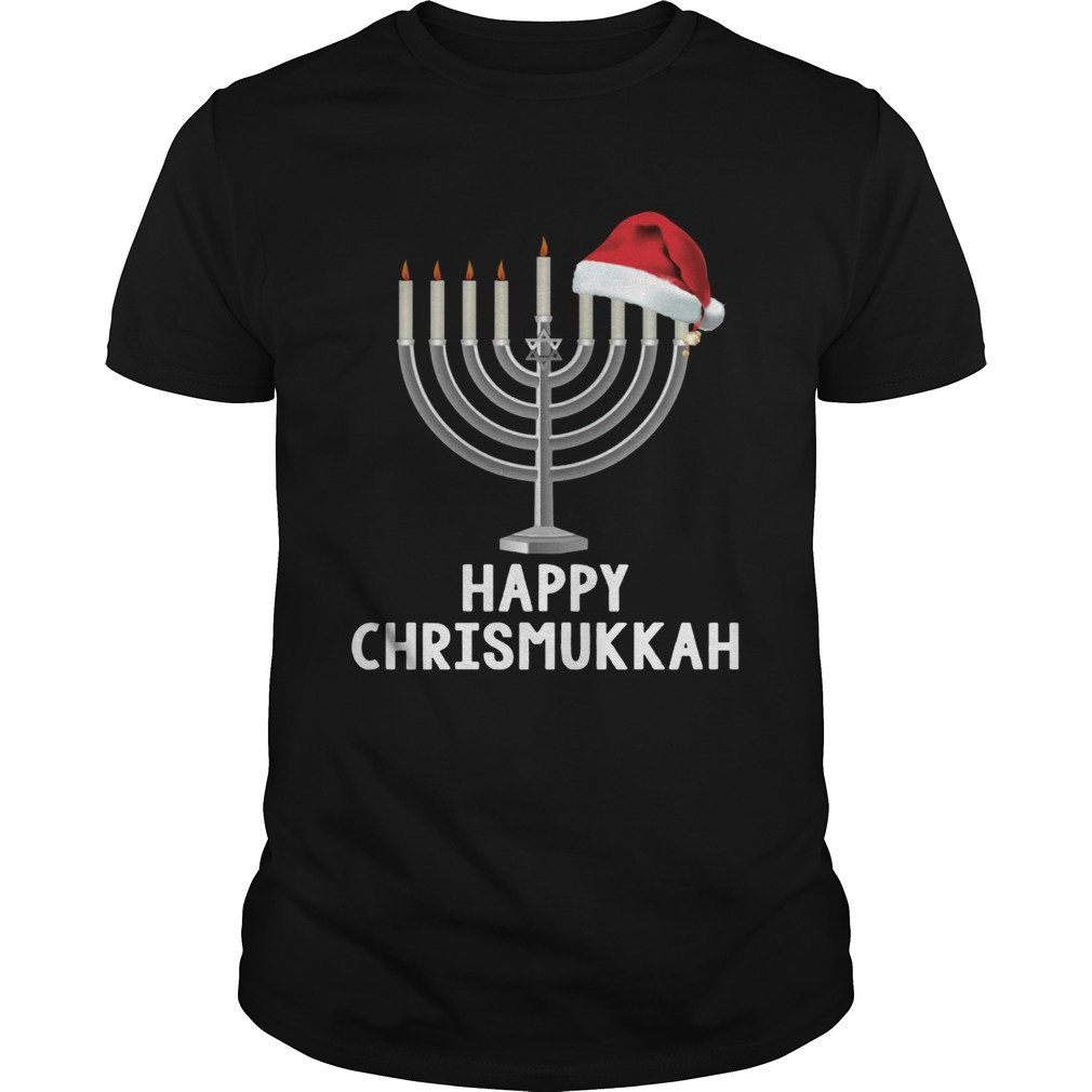 Happy Chrismukkah  Unisex