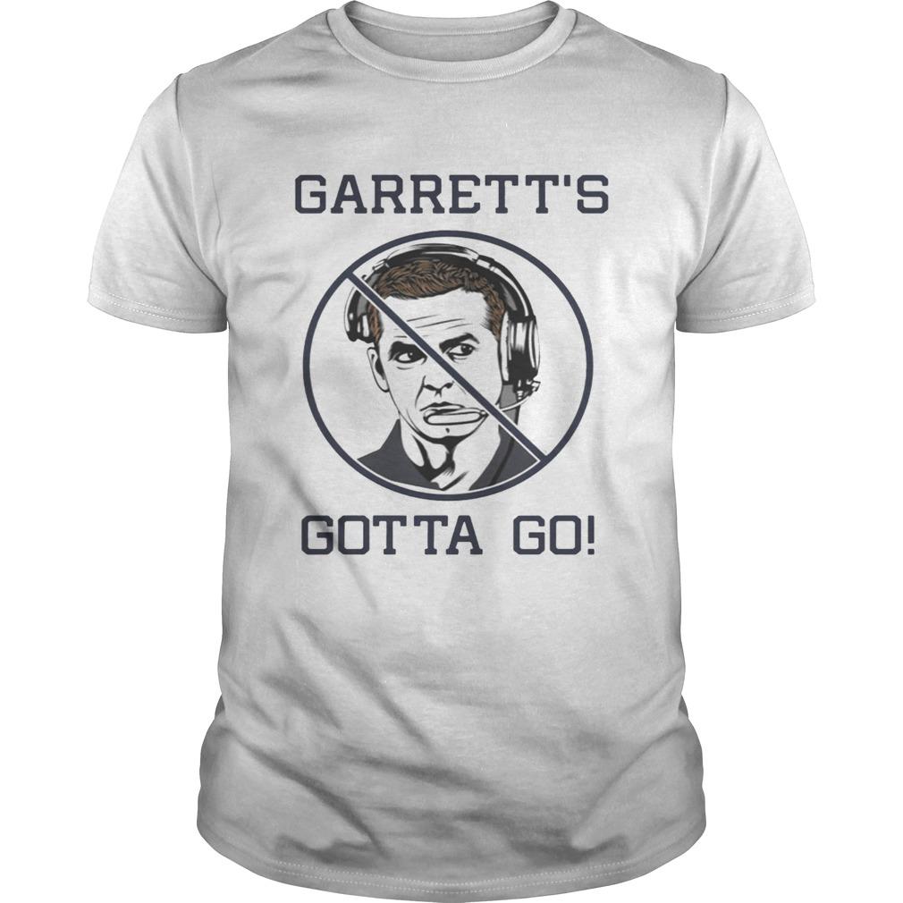 JASON GARRETT Gotta Go  Unisex