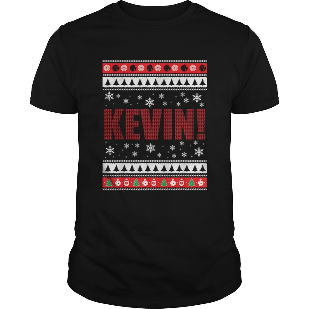 KEVIN Fun XMas Holiday Gift for Movie lovers  Unisex