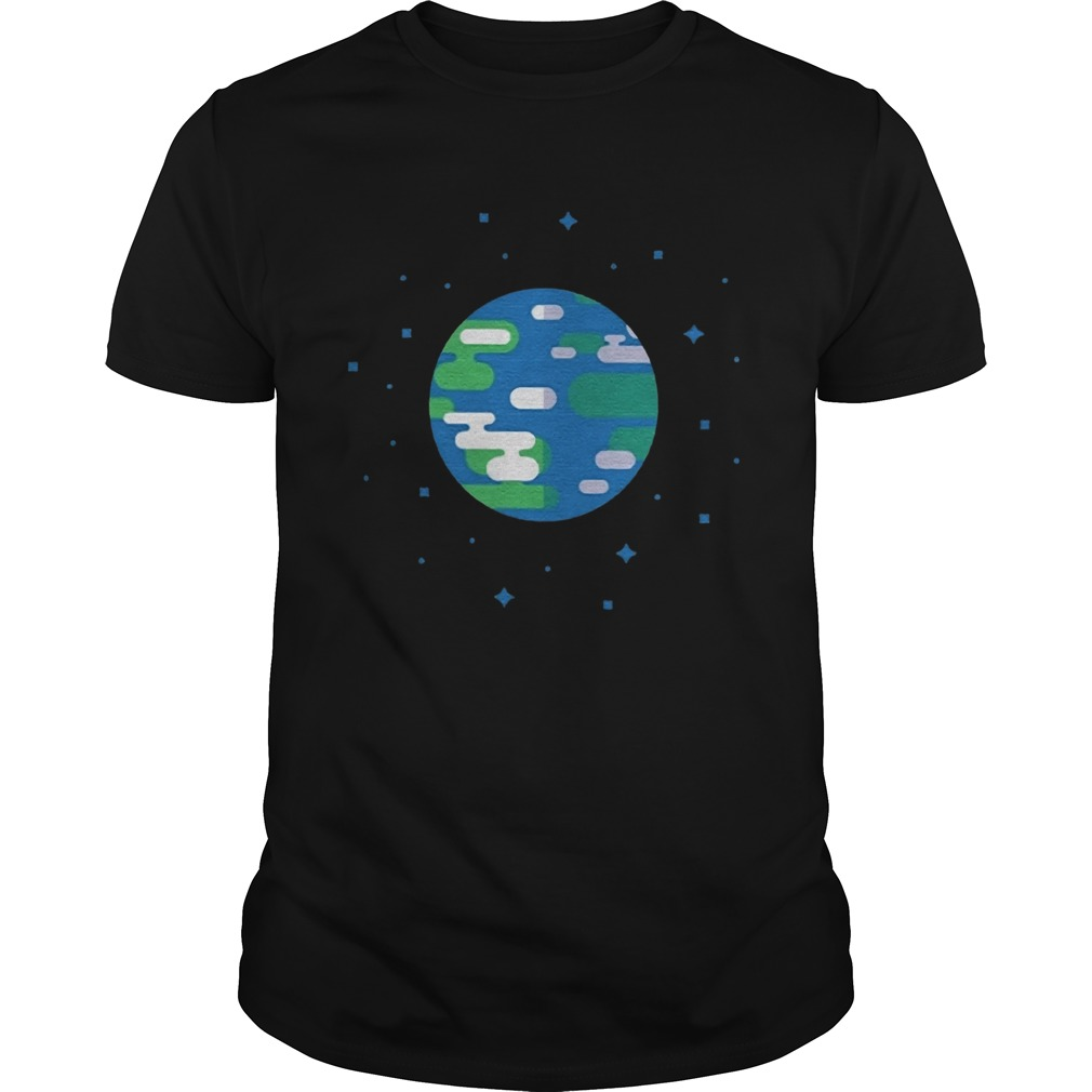 Kurzgesagt Merch Earth  Unisex