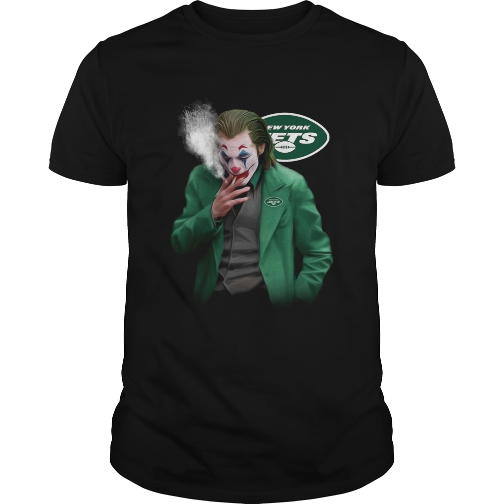 New York Jets Joker smoking  Unisex