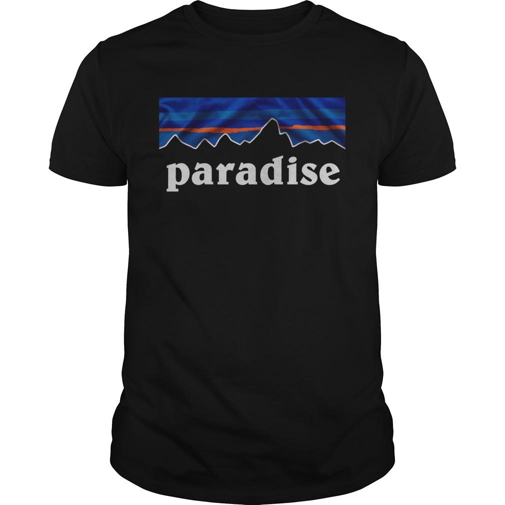 Paradise Summer Vintage  Unisex