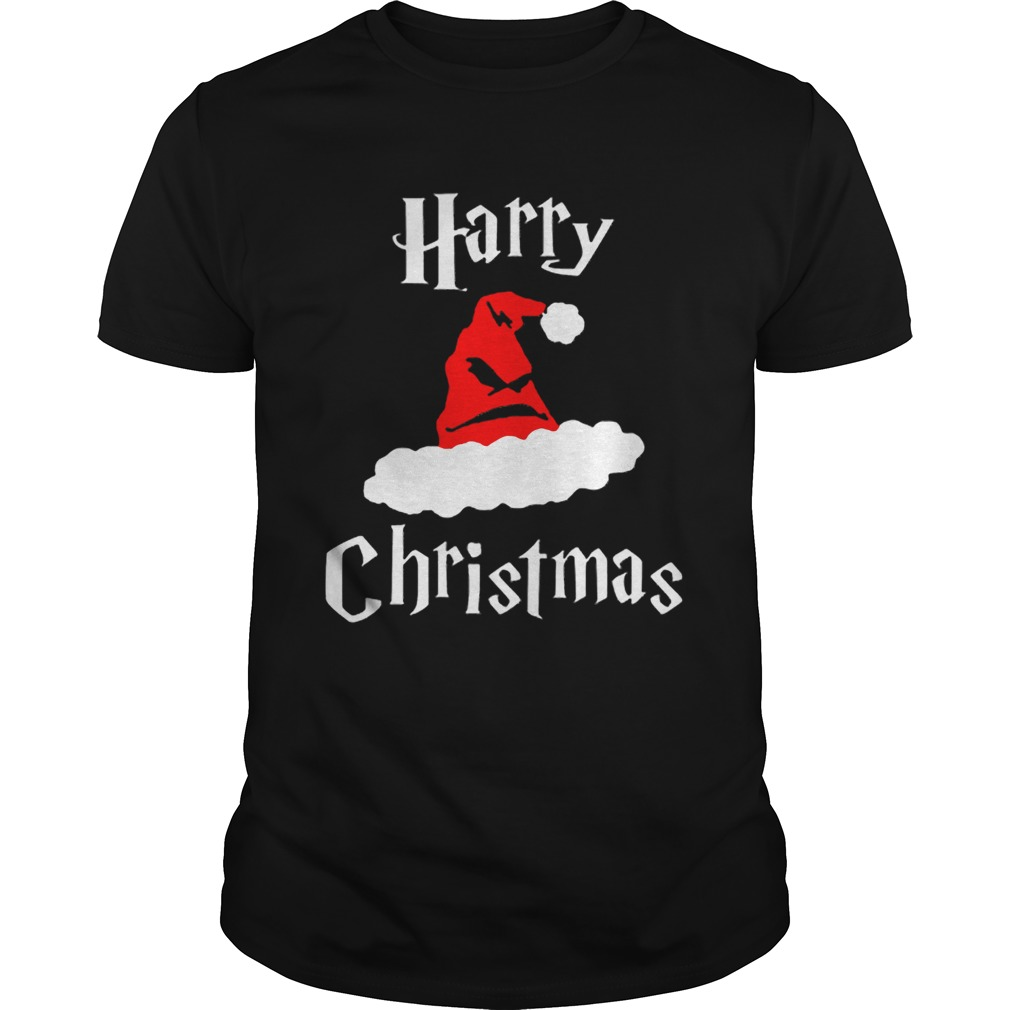 Sorting Hat Harry Christmas  Unisex