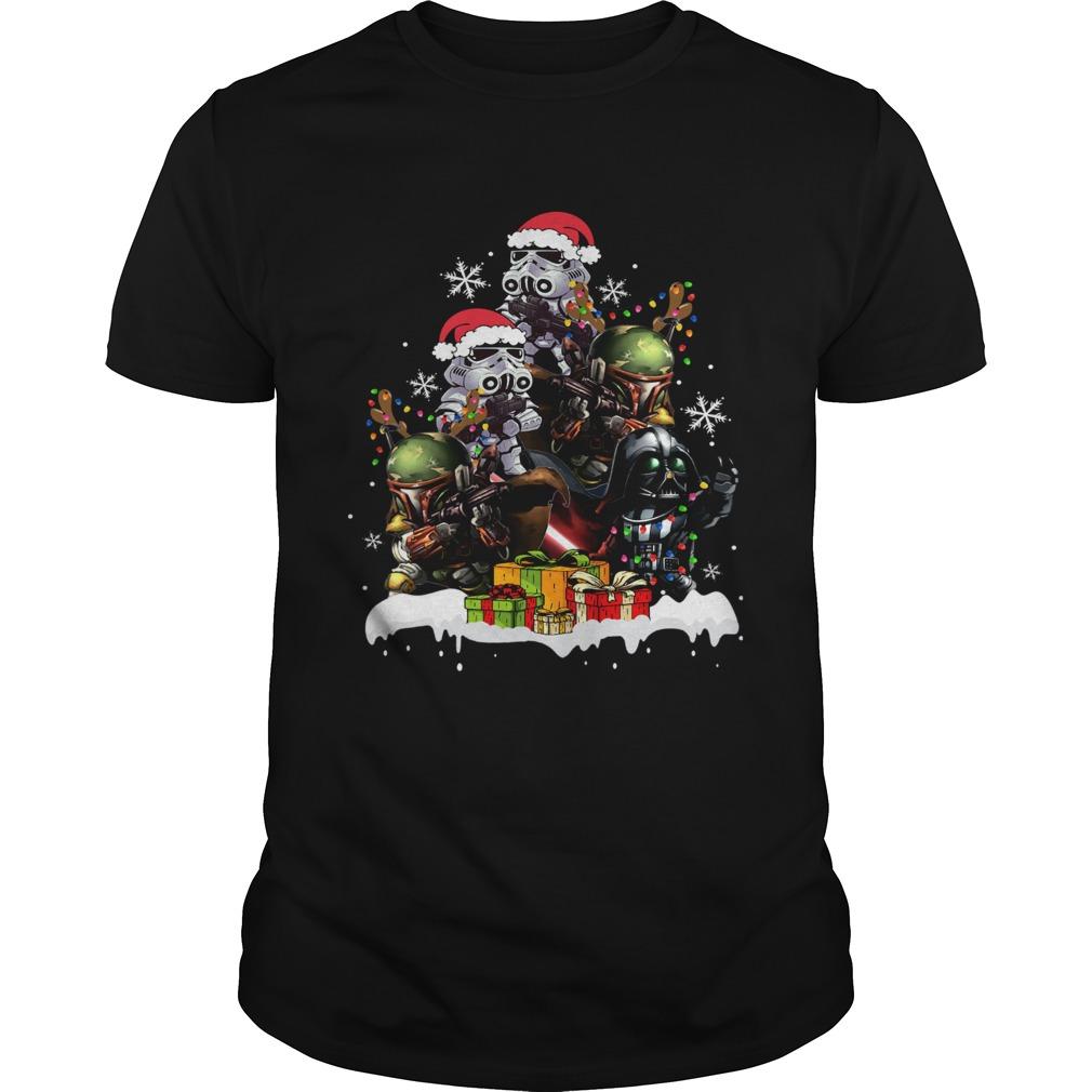Star Wars Boba Fett Darth Vader Stormtrooper Boba Christmas Tree best  Unisex