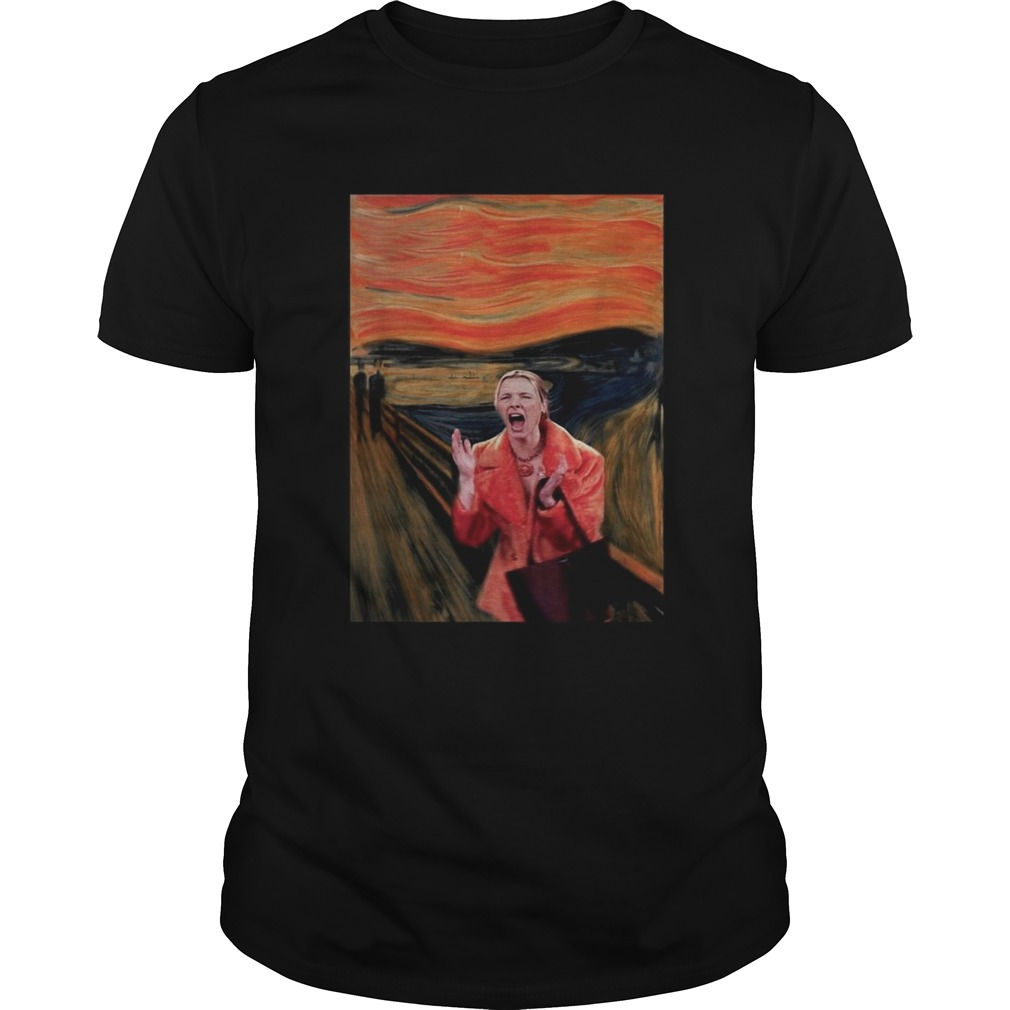 The Scream Phoebe Buffay Friends TV show  Unisex