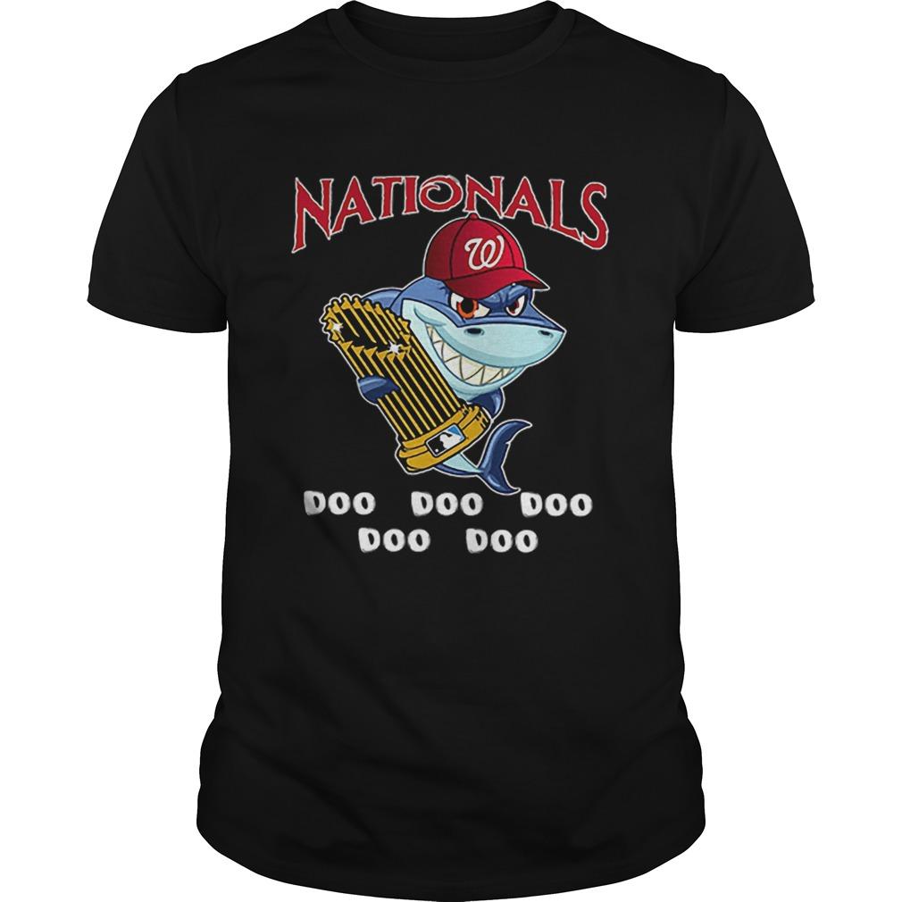 Washington Nationals Baby Shark doo doo doo  Unisex