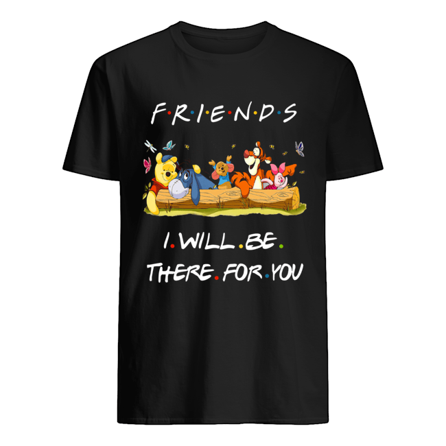 Winniepedia Friends I Will Be There For You Shirt Classic Men's T-shirt