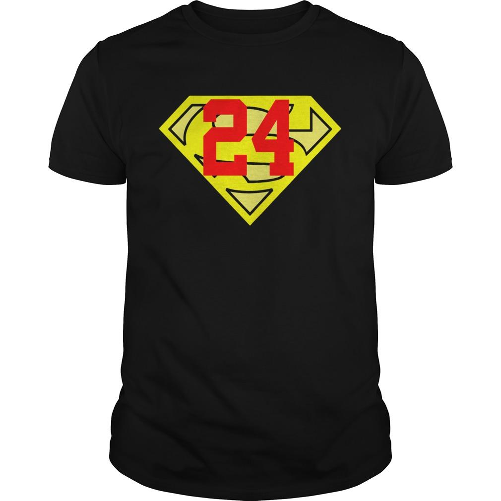 Dwight Howard Kobe Bryant Superman 24  Unisex