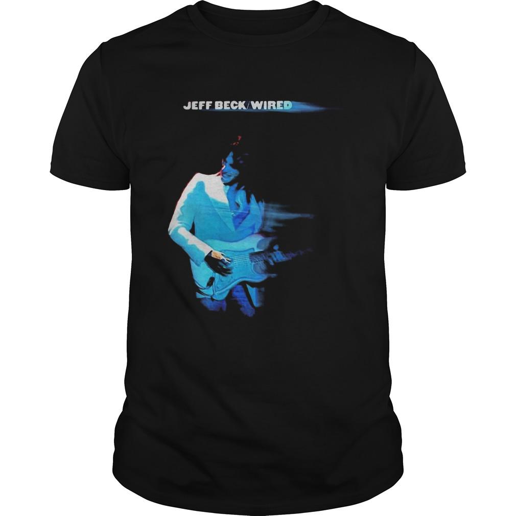 Jeff Beck Wired  Unisex