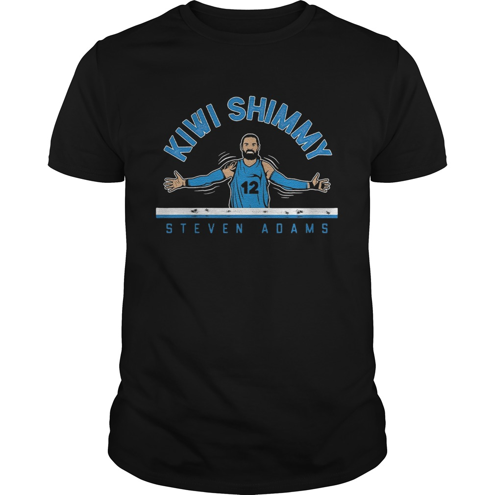Kiwi Shimmy Steven Adams shirt