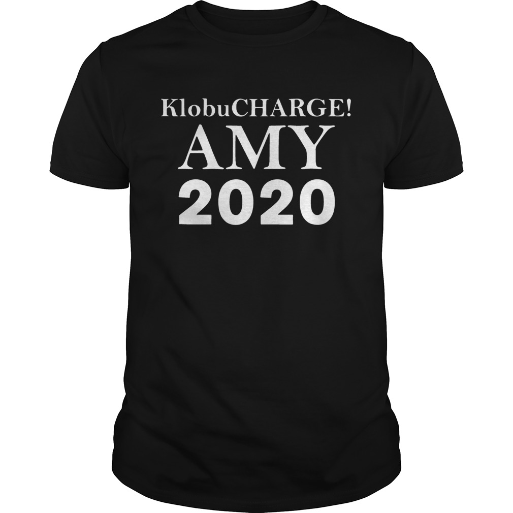Klobucharge Amy Klobuchar 2020 President America  Unisex
