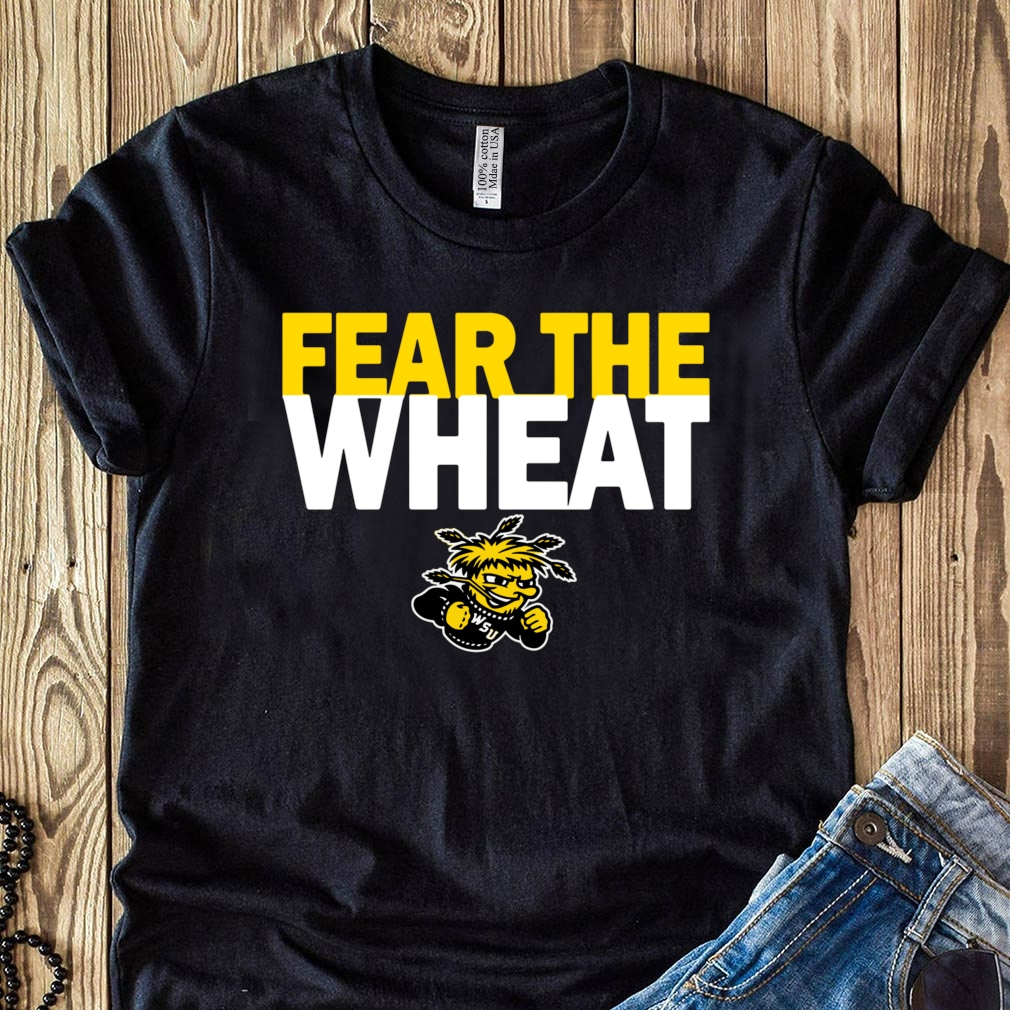 Official Fear The Wheat shirt