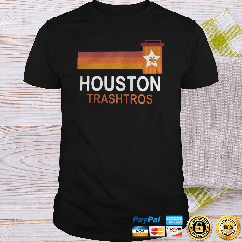 Asterisks Houston Trashtros Shirt Shirt