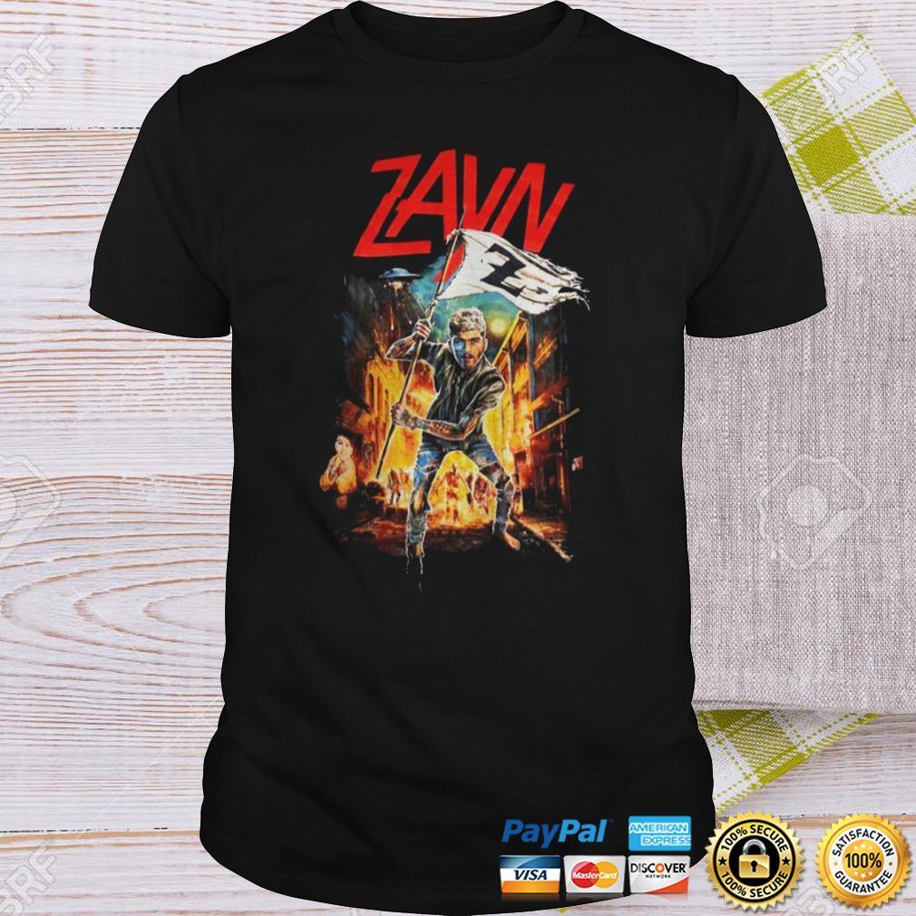 Black Zayn Malik Zombies Shirt Shirt