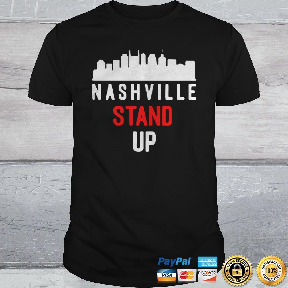 IBF Super Middleweight World Champion Caleb Plant Nashville Stand Up shirt 2 Shirt
