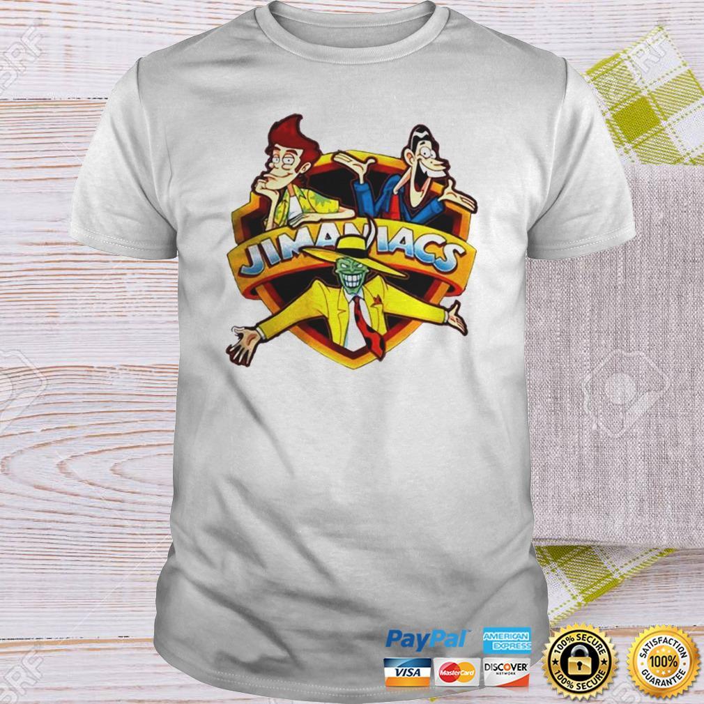 Jimaniacs Official TShirt Shirt