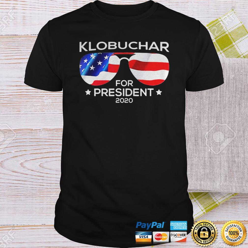 Klobuchar For President ShirtAmy Klobuchar 2020 TShirt Shirt