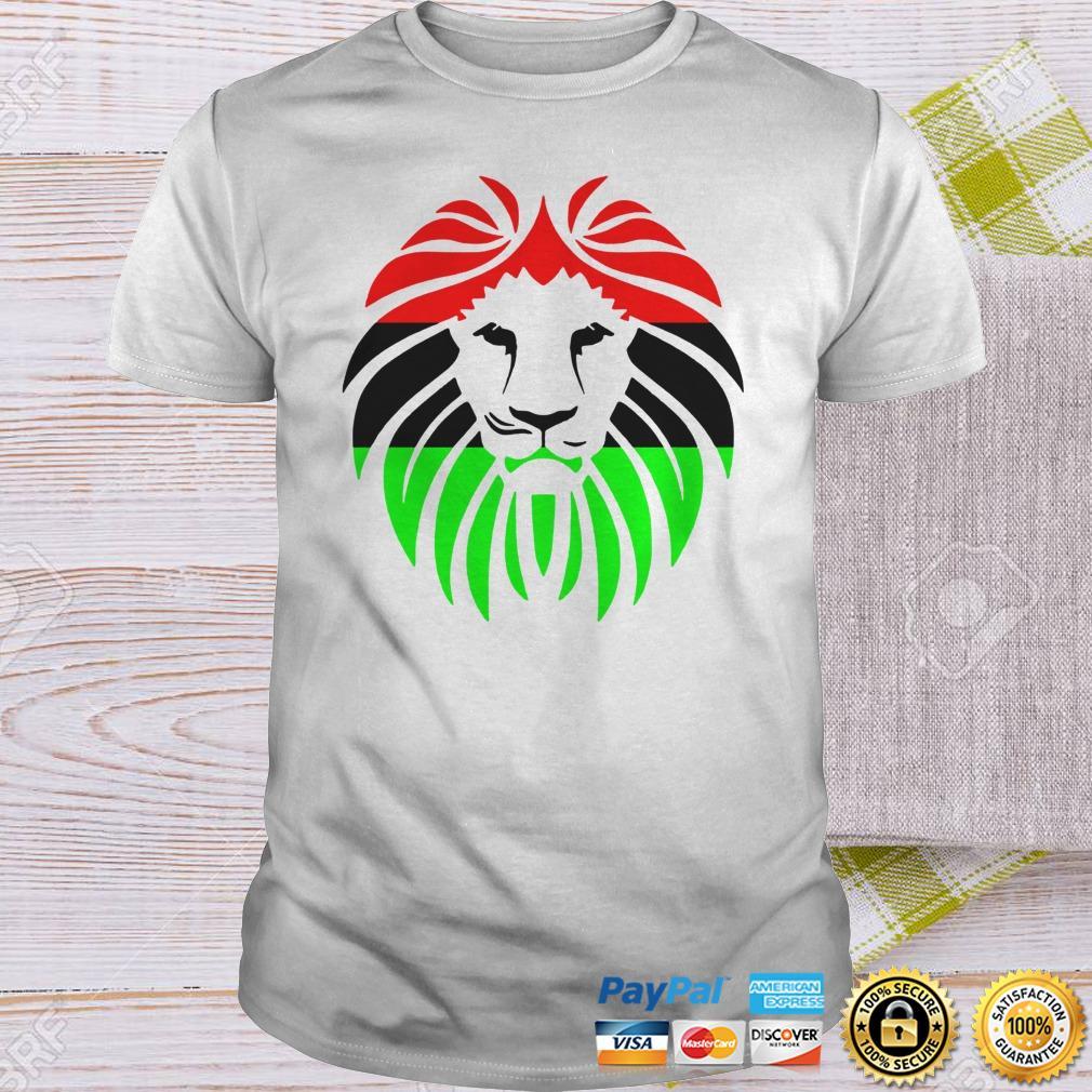 Pan African Flag Shirt Shirt