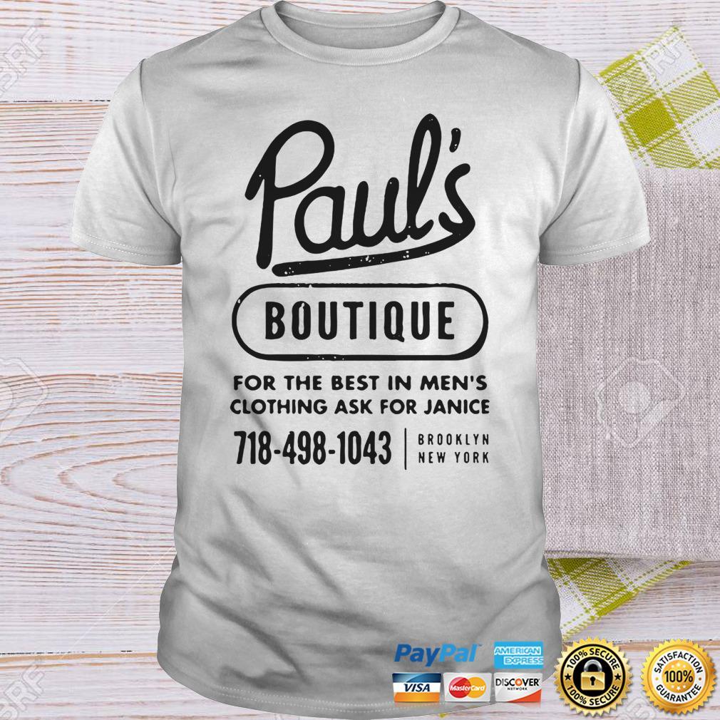 Pauls Boutique Shirt Shirt