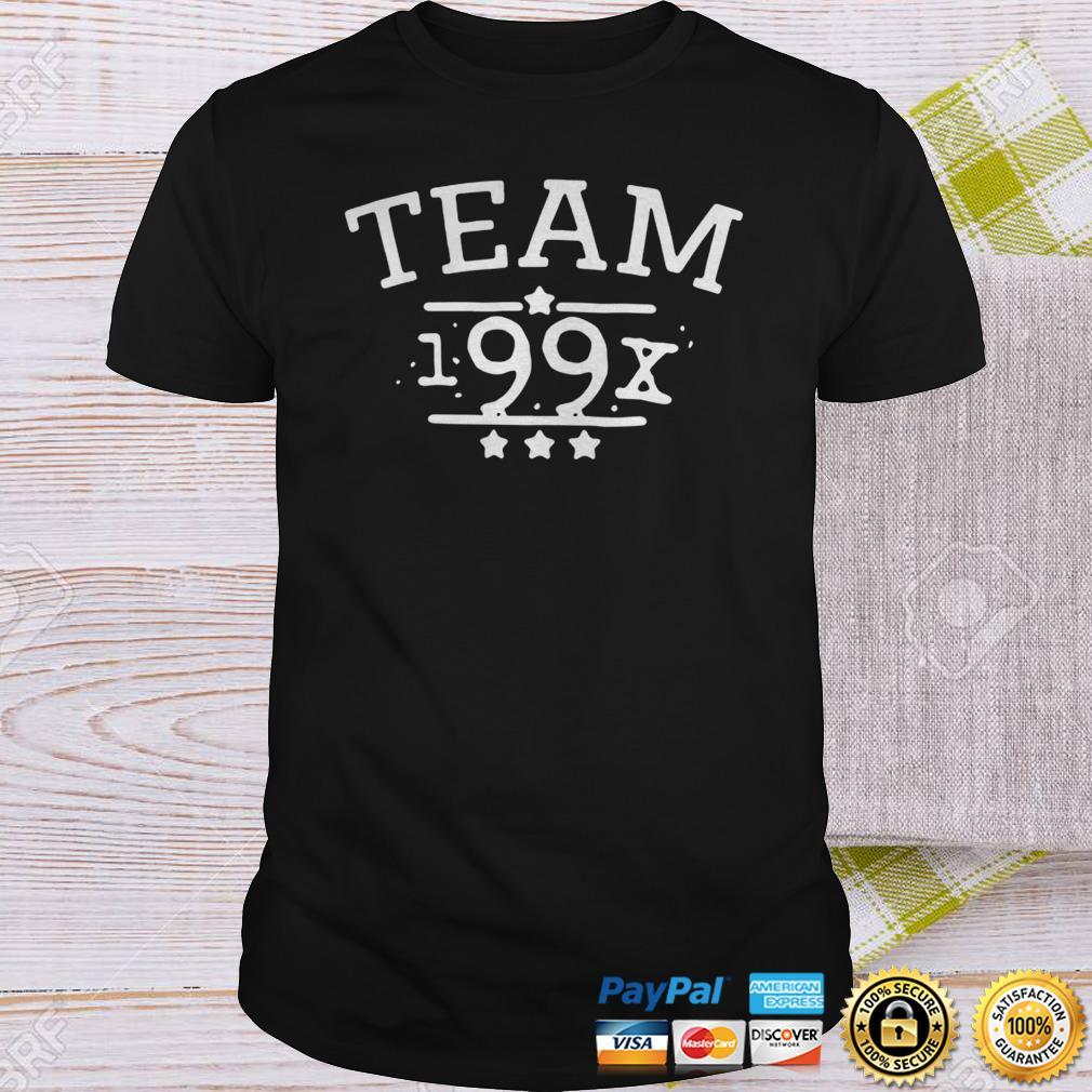 Team 199x Shirt Shirt