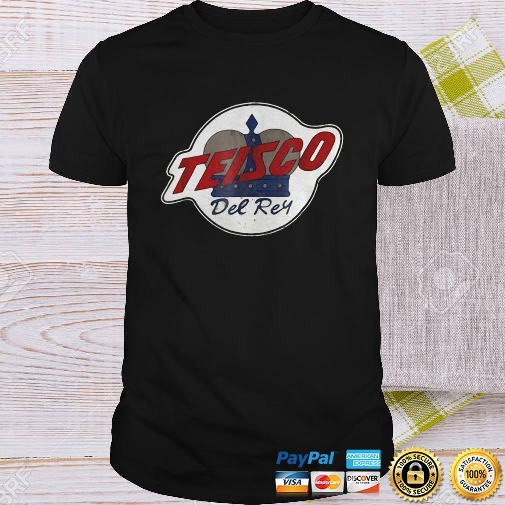 Teisco Del Rey Shirt Shirt