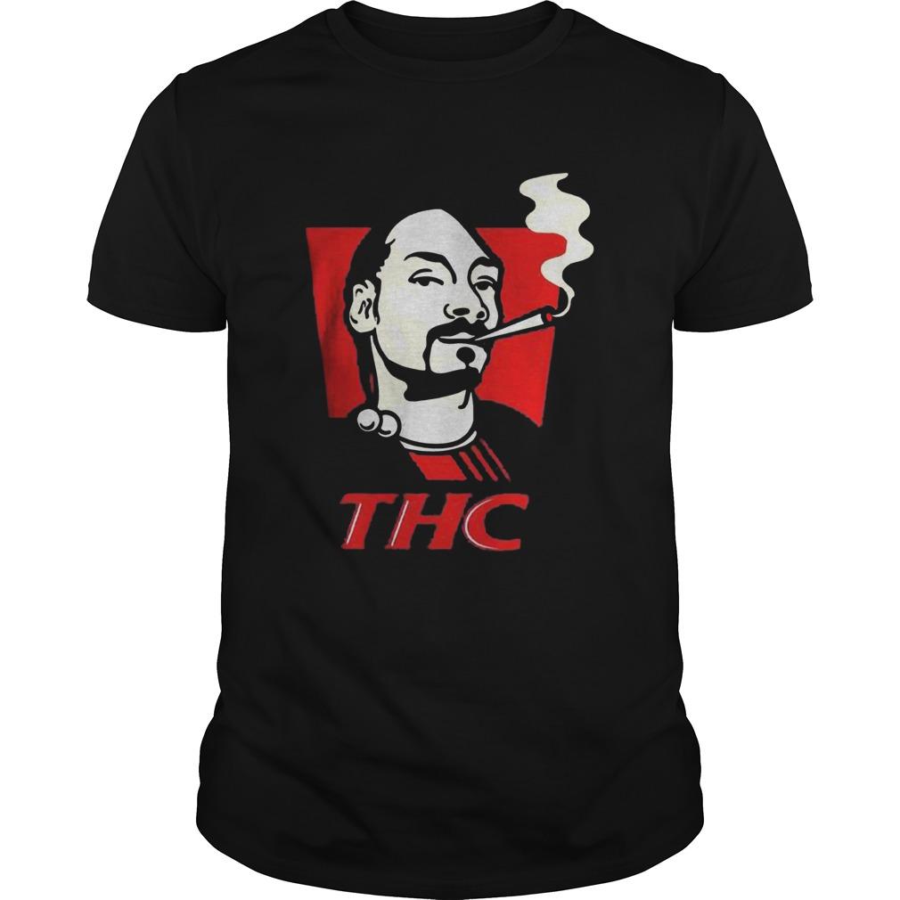Snoop Dog smokes THC  Unisex