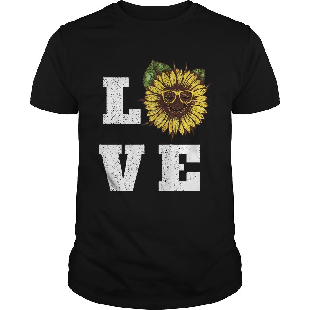 Sunflower Love  Unisex