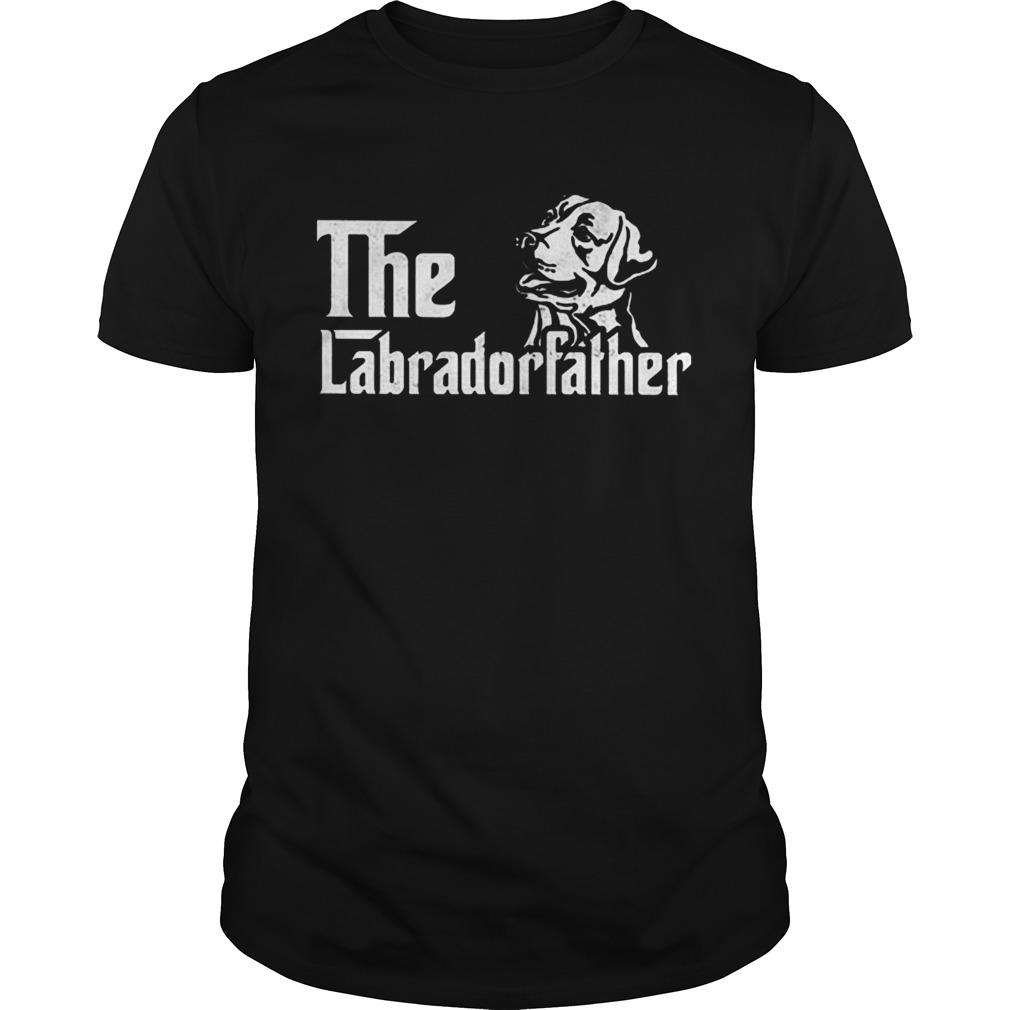 The Labradorfather Labrador Retriever godfather  Unisex