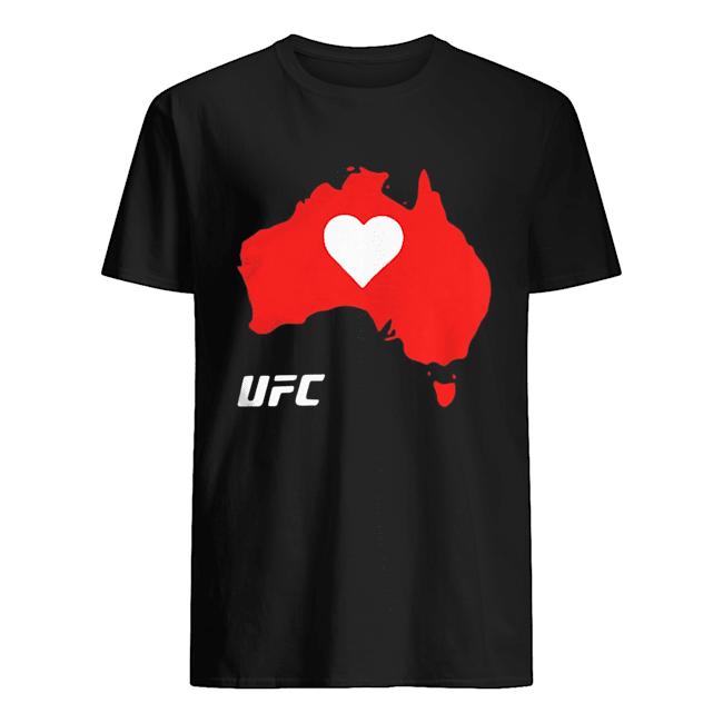 Australia Ufc  Classic Men's T-shirt