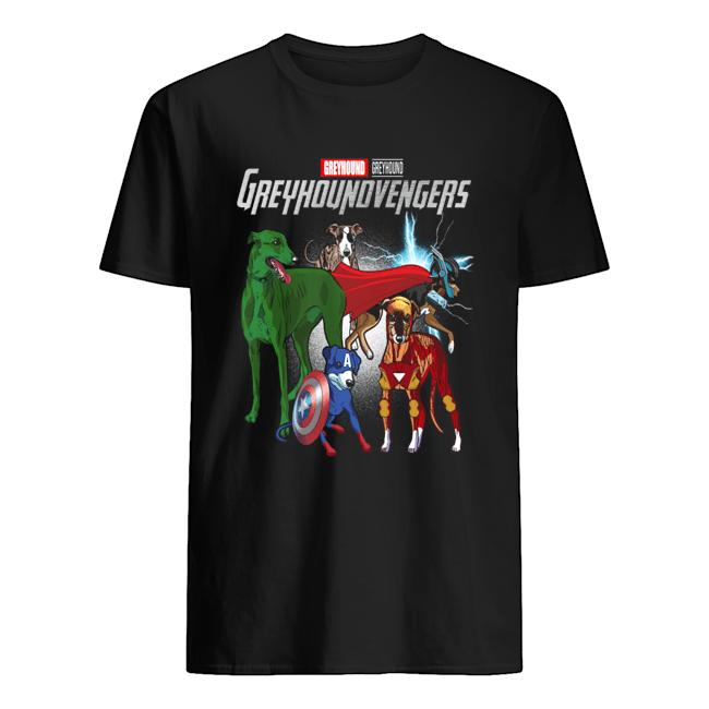 Avengers Endgame Greyhound Greyhoundvengers  Classic Men's T-shirt