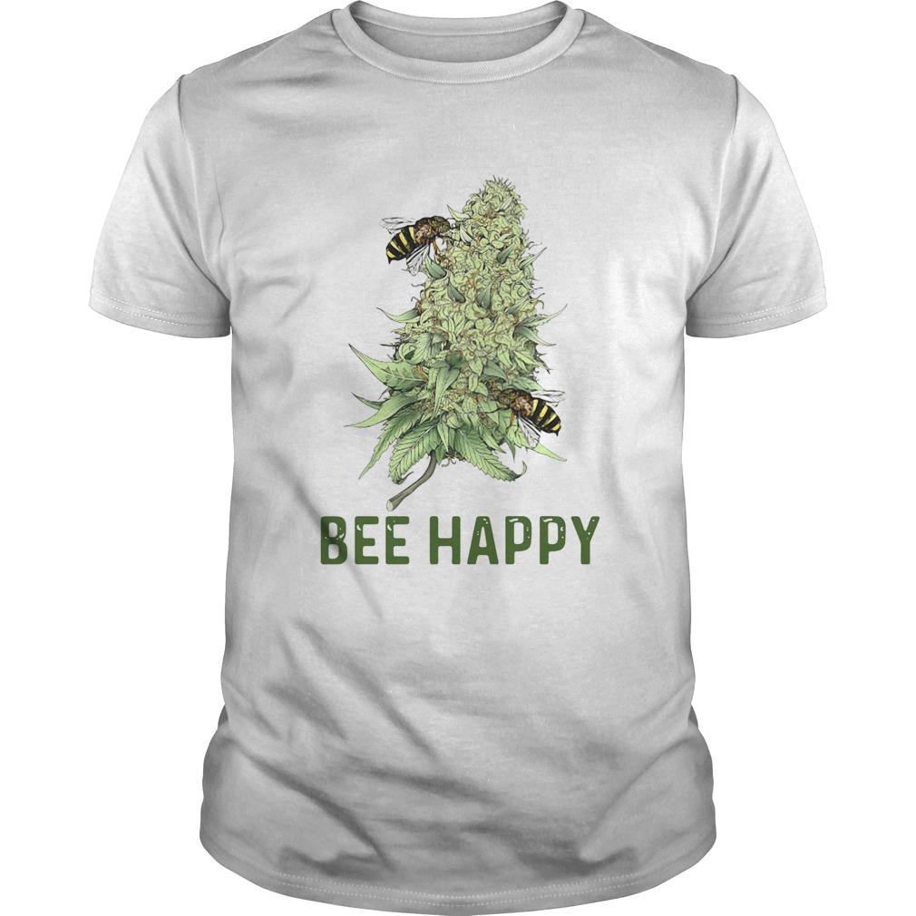Bee Happy Cannabis  Unisex