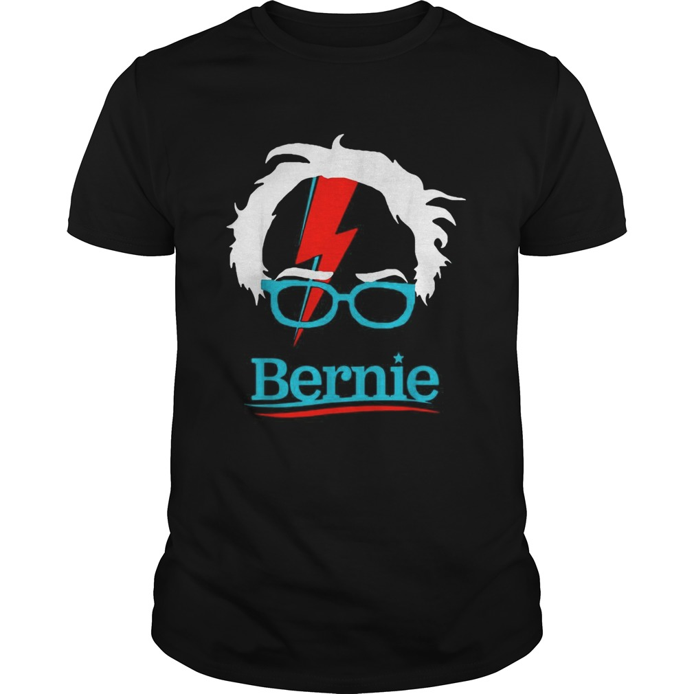 Bernie Hair Lightning Bolt  Unisex