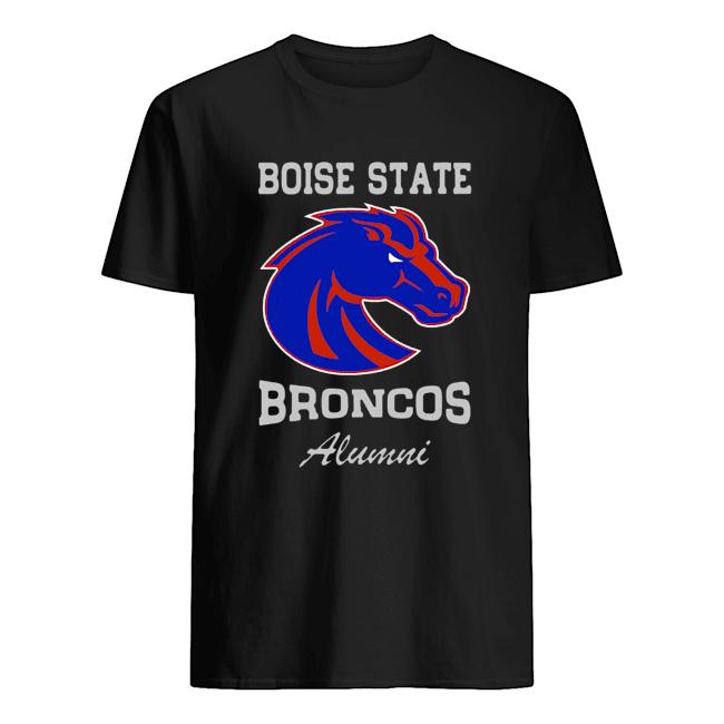 Boise State Broncos Alumni  Classic Men's T-shirt